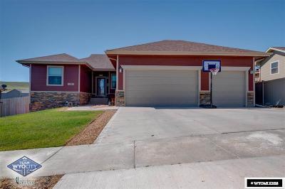 Casper Single Family Home For Sale: 2245 E 24th