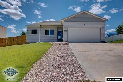 Casper Single Family Home For Sale: 3580 Applegate