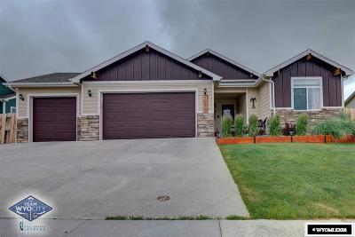 Casper Single Family Home For Sale: 750 W 60th