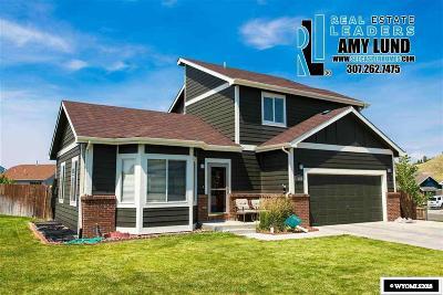 Casper Single Family Home For Sale: 2980 Pheasant