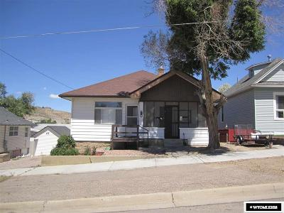 Rock Springs Multi Family Home For Sale: 93 2nd