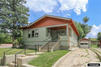 Casper WY Single Family Home For Sale: $109,900