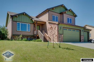 Casper Single Family Home For Sale: 731 W 59th