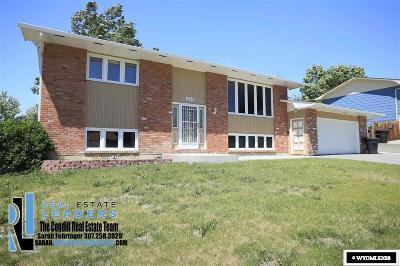Casper Single Family Home For Sale: 3550 Big Horn