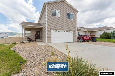 Casper Single Family Home For Sale: 6703 Columbia River