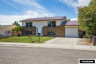 Green River Single Family Home For Sale: 250 Elm