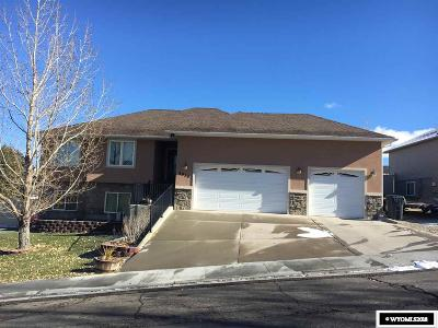 Green River Single Family Home For Sale: 2630 Colorado Dr.