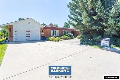 Casper Single Family Home For Sale: 83 Magnolia