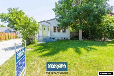 Casper Single Family Home For Sale: 1317 S David