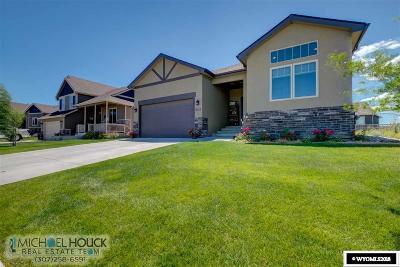 Casper Single Family Home For Sale: 5213 Henning Loop