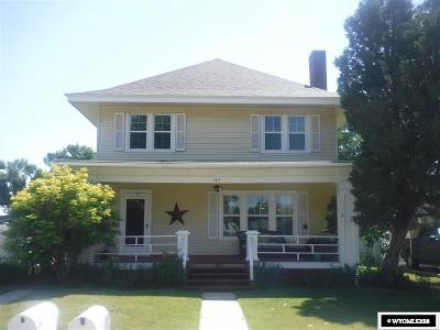 Buffalo Single Family Home For Sale: 147 N Burritt