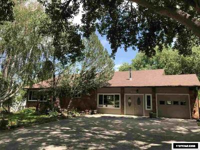 Glenrock Single Family Home For Sale: 838 S 2nd