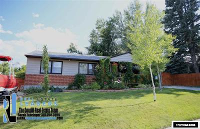Casper Single Family Home For Sale: 2111 Mariposa