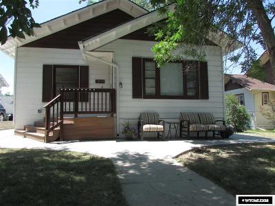 Casper Single Family Home For Sale: 1014 S David