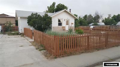Casper Single Family Home For Sale: 748 N Elma
