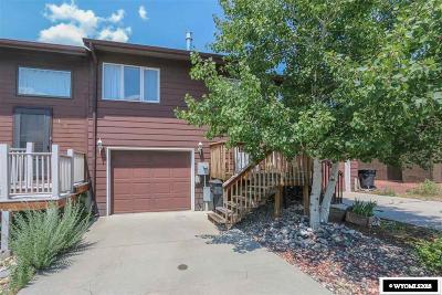 Casper Single Family Home For Sale: 1726 E 21st