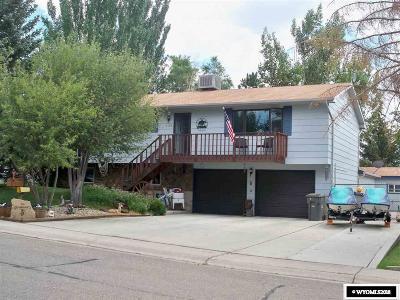Rock Springs Single Family Home For Sale: 248 Tyler