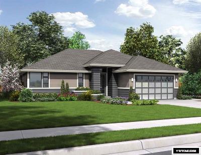 Casper Single Family Home For Sale: 2120 S Nebraska