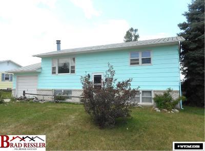 Casper Single Family Home For Sale: 580 Andrea Lane