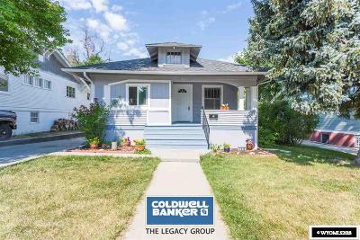 Casper Single Family Home For Sale: 1614 S Oak