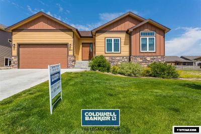 Casper Single Family Home For Sale: 5210 Waterford