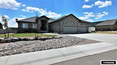 Rock Springs Single Family Home Pending-Continue To Show: 2900 Mustang
