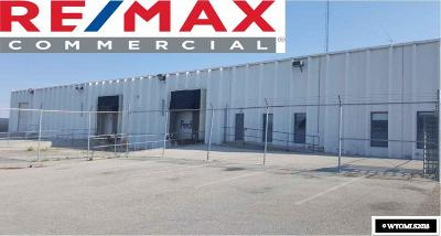 Evansville Commercial For Sale: 6450 & 6454 E Yellowstone