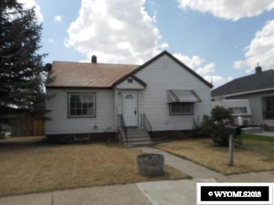 Evanston Single Family Home For Sale: 401 Sage Street