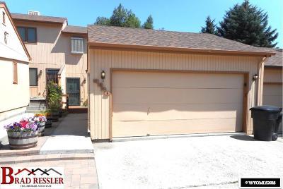 Casper Single Family Home For Sale: 3820 Woodglenn Place