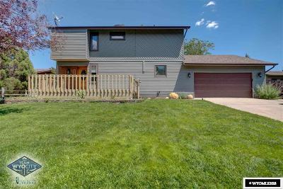 Casper Single Family Home For Sale: 4321 Mink