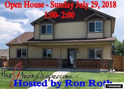 Casper Single Family Home For Sale: 4511 E 18th