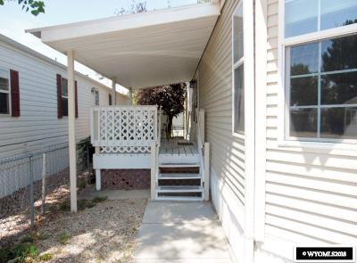Casper Single Family Home For Sale: 2102 1st Street Lane