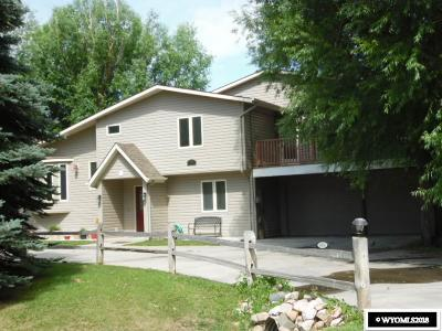 Casper Single Family Home For Sale: 1930 N Lake Creek