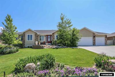 Casper Single Family Home For Sale: 4447 E 22nd