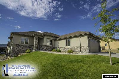 Casper Single Family Home For Sale: 5201 Cheney