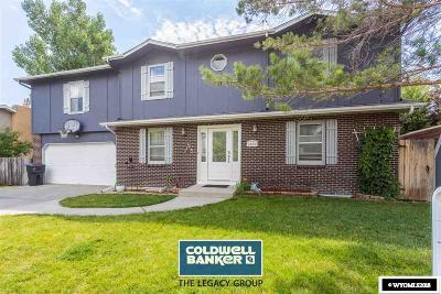 Casper Single Family Home For Sale: 1075 Waterford