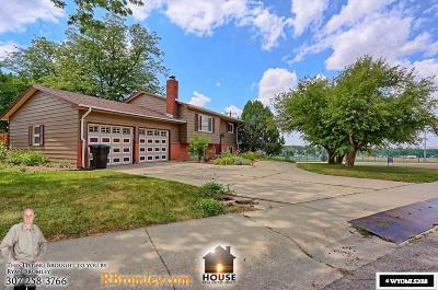 Casper Single Family Home For Sale: 1200 Linda Vista
