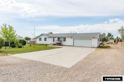 Rock Springs Single Family Home For Sale: 355 Prospect