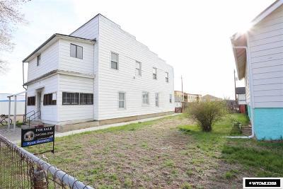 Casper Single Family Home For Sale: 305 N Durbin