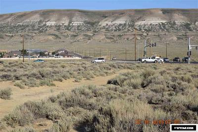 Rock Springs Residential Lots & Land For Sale: Stagecoach