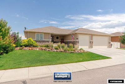 Casper Single Family Home For Sale: 2803 Hogan