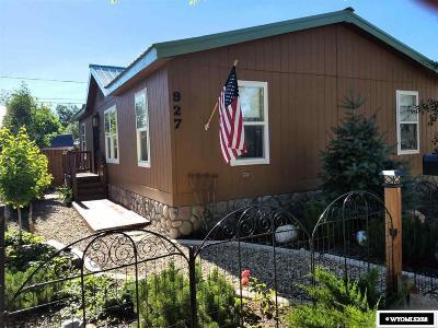Casper WY Single Family Home New: $148,000
