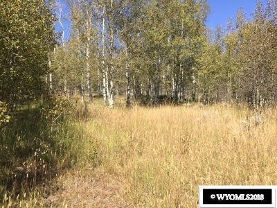 Casper Residential Lots & Land For Sale: Casper Mtn