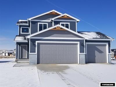 Casper WY Single Family Home For Sale: $282,900