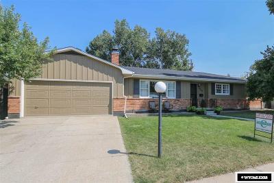 Casper WY Single Family Home New: $329,000
