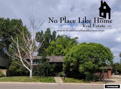 Casper WY Single Family Home For Sale: $274,900