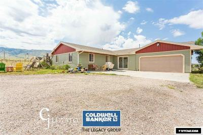 Casper Single Family Home Pending-Continue To Show: 5485 Coates