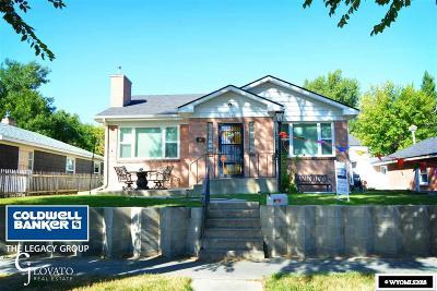 Casper WY Single Family Home New: $330,000