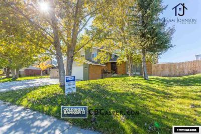 Casper WY Single Family Home New: $265,000