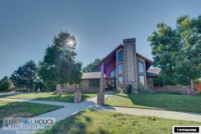 Casper Single Family Home For Sale: 3630 Eagle
